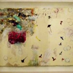 Fereidoun Ave<br>Iranian Spring<br>Mixed Media<br>73x91cm<br>2012