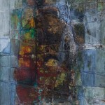 Painting Pond<br>Mixed Media on Canvas<br>70x100<br>2011-2016