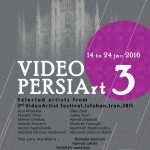 3th VIDEOPERSIArt